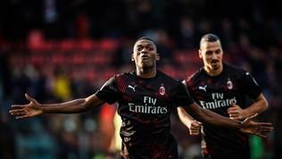 Leao-Ibra: il Milan passa a Cagliari