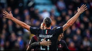 """""""Volevo fare il gesto di Dio"""", Ibra torna al gol dopo 7 anni"""