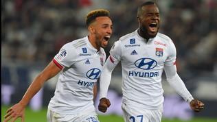 Il Lione sbanca Bordeaux, Garcia è quinto Ligue 1 LIVE