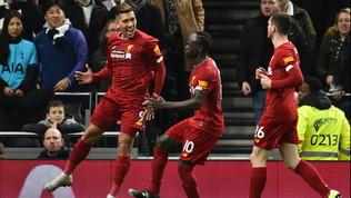 Il Liverpool è inarrestabile, anche Mourinho si inchina