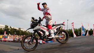 Dakar in lutto, morto il motociclista portoghese Goncalves