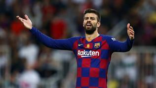 """Rivoluzione Barça: """"clausola anti-Piquè"""" per i nuovi arrivi"""