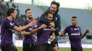 Fiorentina,Pezzella fredda la Spal