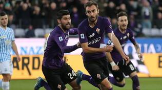 La Fiorentina torna a vincere, Pezzella regola la Spal