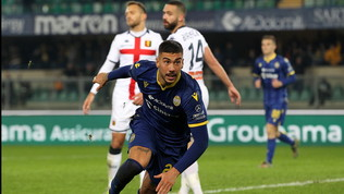 Il Verona ribalta il Genoa: Juricè ottavo