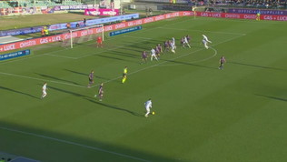 Serie A, Fiorentina-Spal 1-0, gli highlights