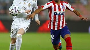 Il Real vince la Supercoppadi Spagna