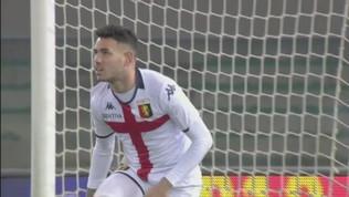 Serie A, Verona-Genoa 2-1: gli highlights