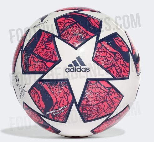 Prime indiscrezioni su quello che sarà il pallone della fasefinale di Champions League 2019-20 a Istanbul. Il disegno è pressoché lo stesso degli ultimi anni, ma cambiano i colori utilizzati da adidas per rendere omaggio alla città ospitante. Sarà utilizzato a partire dagli ottavi di finale