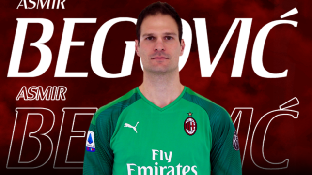 Milan, ufficiale Begovic e Reina va all'Aston Villa