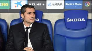 """Barcellona, Valverde si congeda: """"Due anni e mezzo intensi"""""""