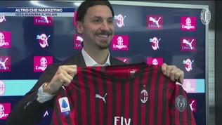 """Altro che marketing,""""Ibra rianima il Milan"""