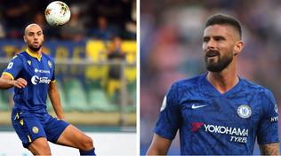Dispetti di mercato: l'Inter piomba suAmrabat, il Napoli sonda Giroud