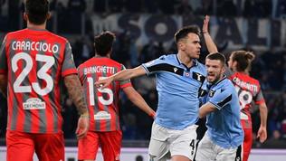 Lazio, missione quarti con quattro gol