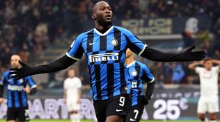 Lukaku show, l'Inter cala il poker e vola ai quarti