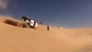 Alonso, che incidente! Il 'volo' è spettacolare VIDEO