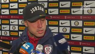 """Cagliari, Nainggolan: """"Inter? Non sto dove non mi vogliono"""""""