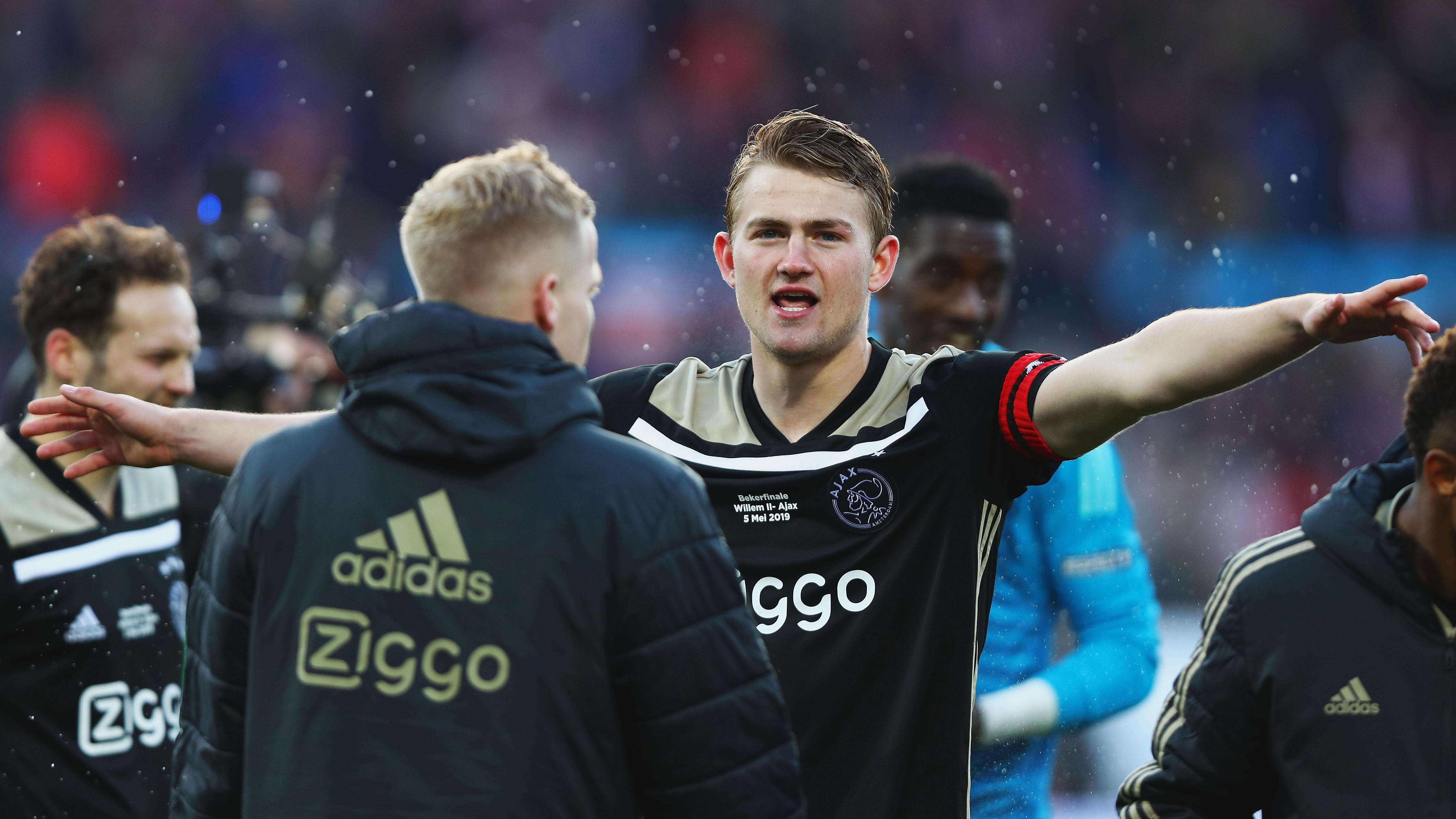 De Ligt (Ajax/Juventus)