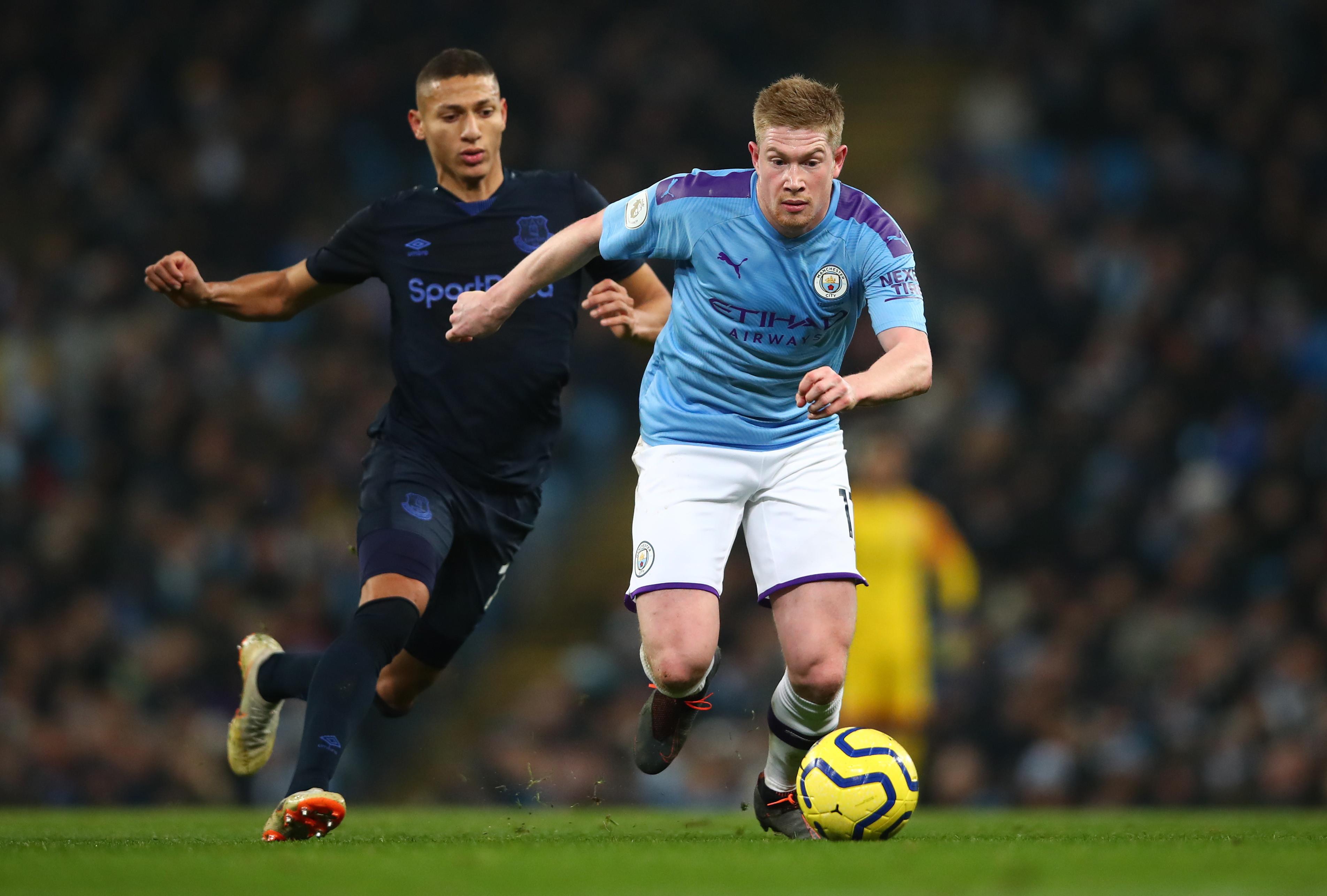 De Bruyne (Manchester City)