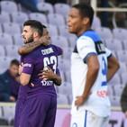 Coppa Italia, Fiorentina-Atalanta 2-1: Lirola regala l'Inter a una Viola in dieci