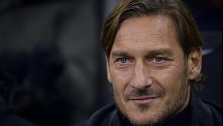 """Totti: """"Ero ingombrante come dirigente. Tornare alla Roma? Mai dire mai"""""""