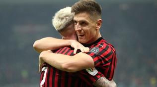 Il Milan vola anche senza Ibra: tris alla Spal e quarti centrati