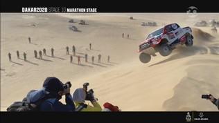 Speciale Dakar 2020: gli highlights della decima tappa