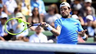 Federer-Djokovic nel lato basso |Caruso e Cecchinato, sarà dura