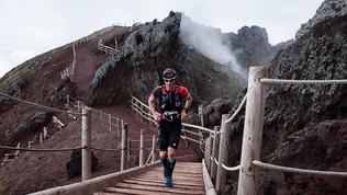 Vesuvio Ultra Marathon, un trail ... vista mare