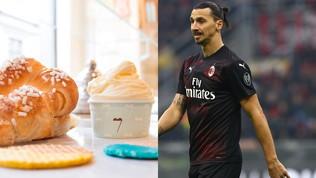 Nasce Gusto Z: il gelato dedicato a Zlatan Ibrahimovic
