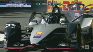 Formula E al debutto