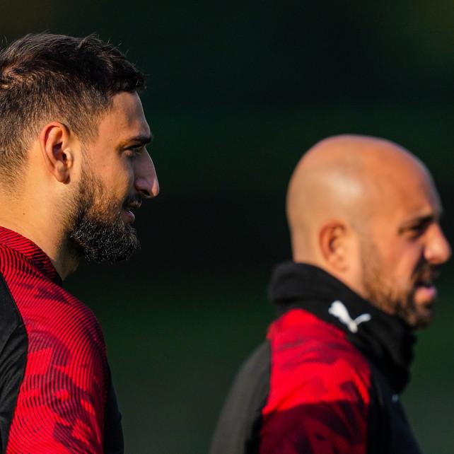 """Reina: """"Il mio sì al Milan perché Gigiodoveva andare via"""""""
