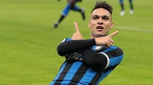 """Lautaro: """"Che feeling con Lukaku, Conte è speciale"""""""