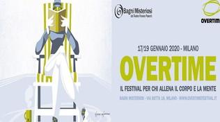 Overtime Festival: la corsa alle Olimpiadi 2026 è già iniziata