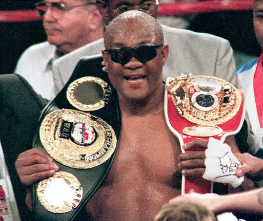 George Foreman (Boxe)