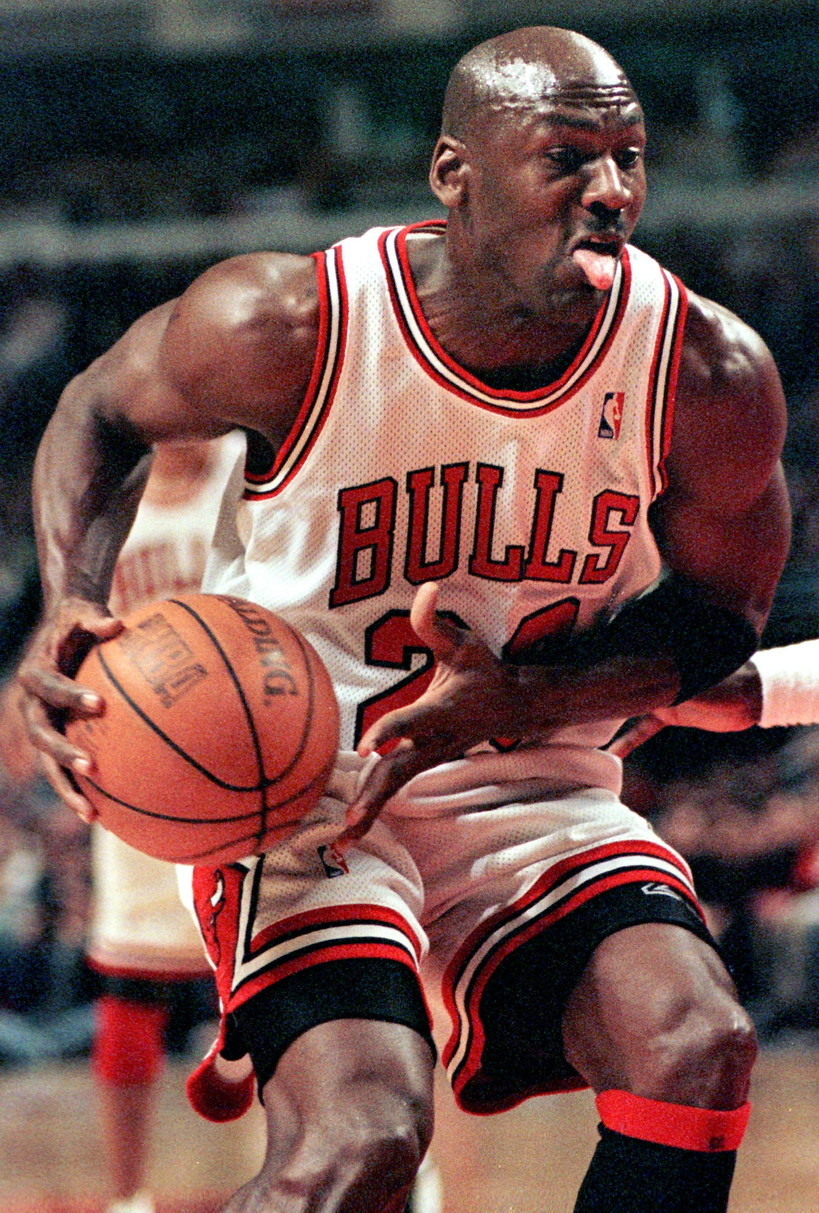 Michael Jordan (Basket)