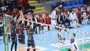 Milanotrionfa al tie-break, Modena rialza la testa
