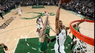 Basket, Nba: a Boston non bastano i 40 di Walker per battere Milwaukee, ok Clippers e Nuggets
