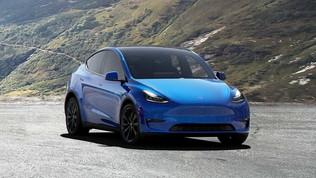 Certificazione per la Model Y, Tesla più vicina alla produzione