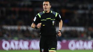 Serie A: Di Bello arbitra Juve-Parma, Lecce-Inter a Giacomelli