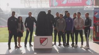 """MLS, Kobe Bryant""""'ci prova' con il calcio"""