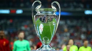 Rivoluzione Champions: gironi da 6 e 4 partite in più