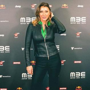 Sabrina Salerno e le altre bellezze di MBE 2020