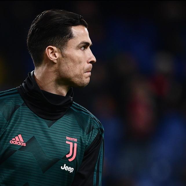 Allarme rientrato: Cristiano Ronaldopronto per il Parma