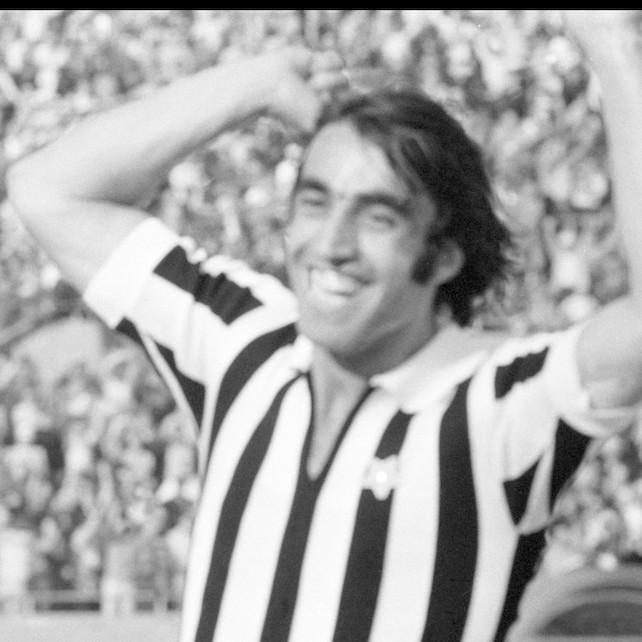 """Il calcio piange Anastasi: simbolo Juve negli anni 70. I bianconeri: """"Un giorno triste"""""""