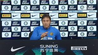 """Inter, Conte: """"Young""""non verrà a Lecce"""""""