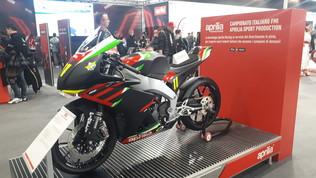 Honda e Aprilia, l'esposizione a MBE 2020