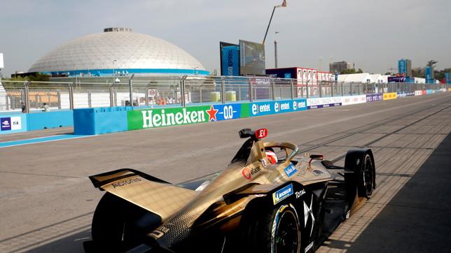 Santiago E-Prix: Gunther vince all'ultimo respiro