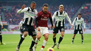 Rebic si prende il Milan: tabù San Siro sfatato