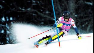 Noël domina lo slalom di Wengen| Razzoli undicesimo